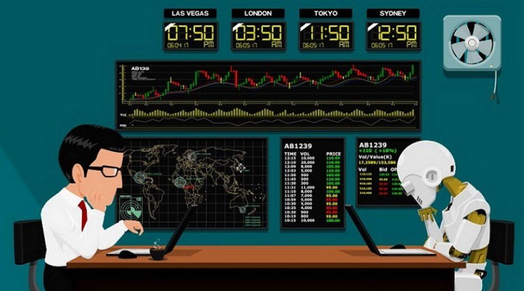 Robô Trader – Guia de Trading Automático Para Iniciantes